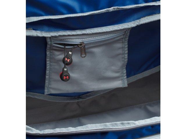 273b395e183 Sportovní taška Under Armour Undeniable MD Duffel II modro - šedá ...