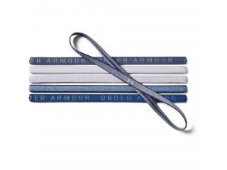 Čelenky dámské Under Armour Mini Graphic HB (6pk) modrošedé