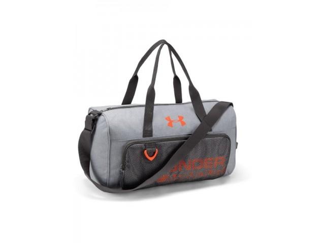 Sportovní taška Under Armour Boys Select Duffel - šedá 2ae1117883