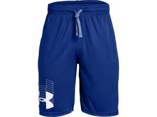 Chlapecké kraťasy Under Armour Prototype Logo Shorts modré